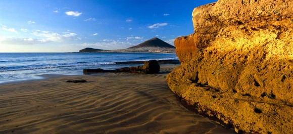Tenerife finest beaches playa El Medano
