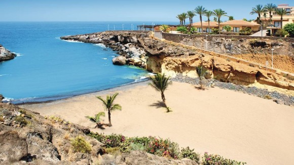 Tenerife finest beaches playa Paraiso