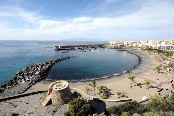 Tenerife finest beaches playa San Juan