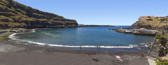 Tenerife finest beaches playa San Marcos
