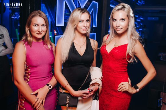 Nightlife St. Petersburg nightclubs discos