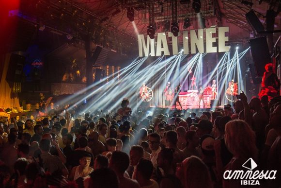 Nightlife Ibiza Amnesia nightclub