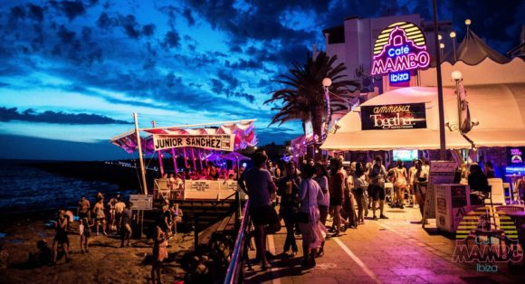 Nightlife Ibiza Cafe Mambo