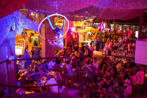 Nightlife Ibiza Dunes