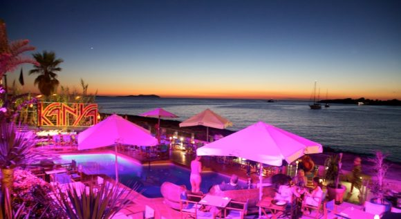 Nightlife Ibiza Kanya Beach