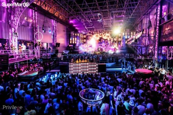 Privilege Ibiza nightlife