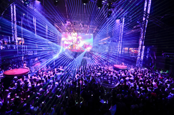 Privilege club Ibiza nightlife