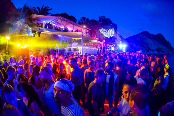 Nightlife Ibiza disco Amante Beach Club