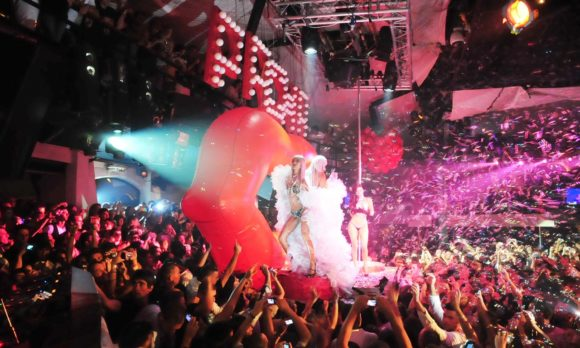 nightlife Ibiza Pacha club