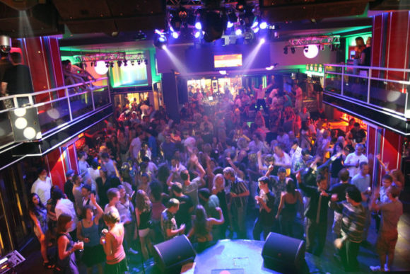 Rhodes nightlife Colorado Club