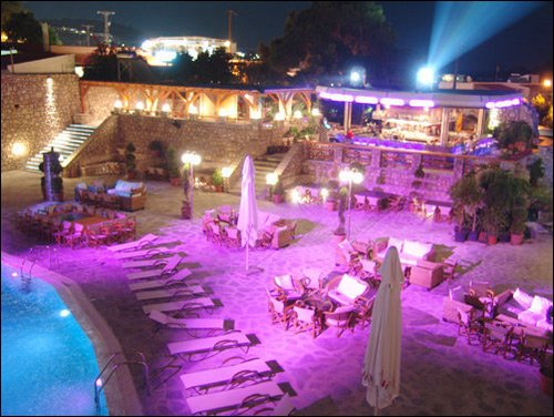 Eclipse Bar nightlife Rhodes Pefkos