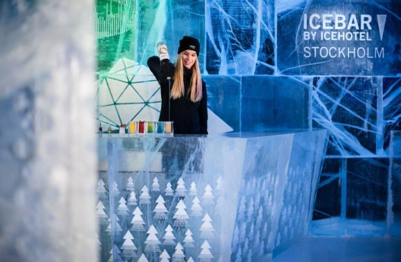 vita notturna Stoccolma Absolut Ice Bar