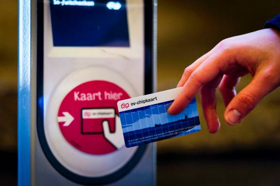 How to get to Amsterdam Airport transport links OV-Chipkaart
