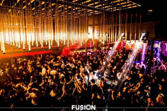 Liverpool nocnego klubu Fusion