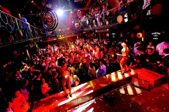 vita notturna Bruxelles You Night Club