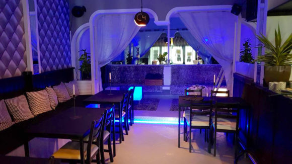 Lanzarote nightlife C4 Bar Playa Blanca