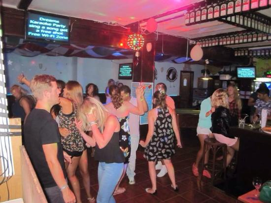 Bar Costa Teguise Lanzarote nightlife Dreams