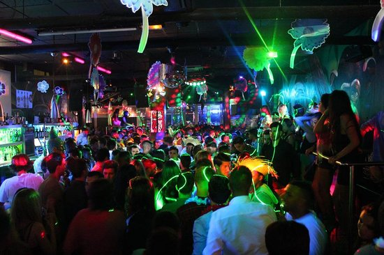 nightlife Playa Blanca Lanzarote Disco Jungle
