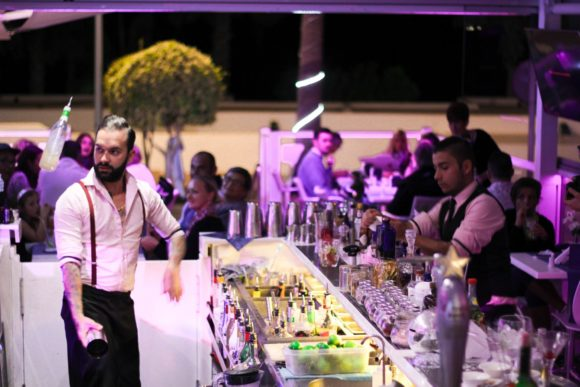 vita notturna Lanzarote La Delicatezza Cocktail Bar Puerto del Carmen
