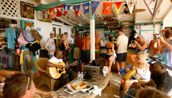 vita notturna Lanzarote One Sailors Bar Playa Blanca