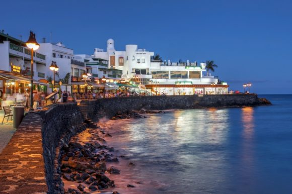 nightlife Lanzarote Playa Blanca