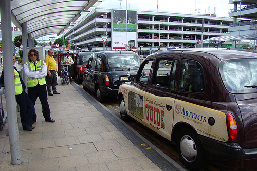 London Heathrow Airport taxi połączeń