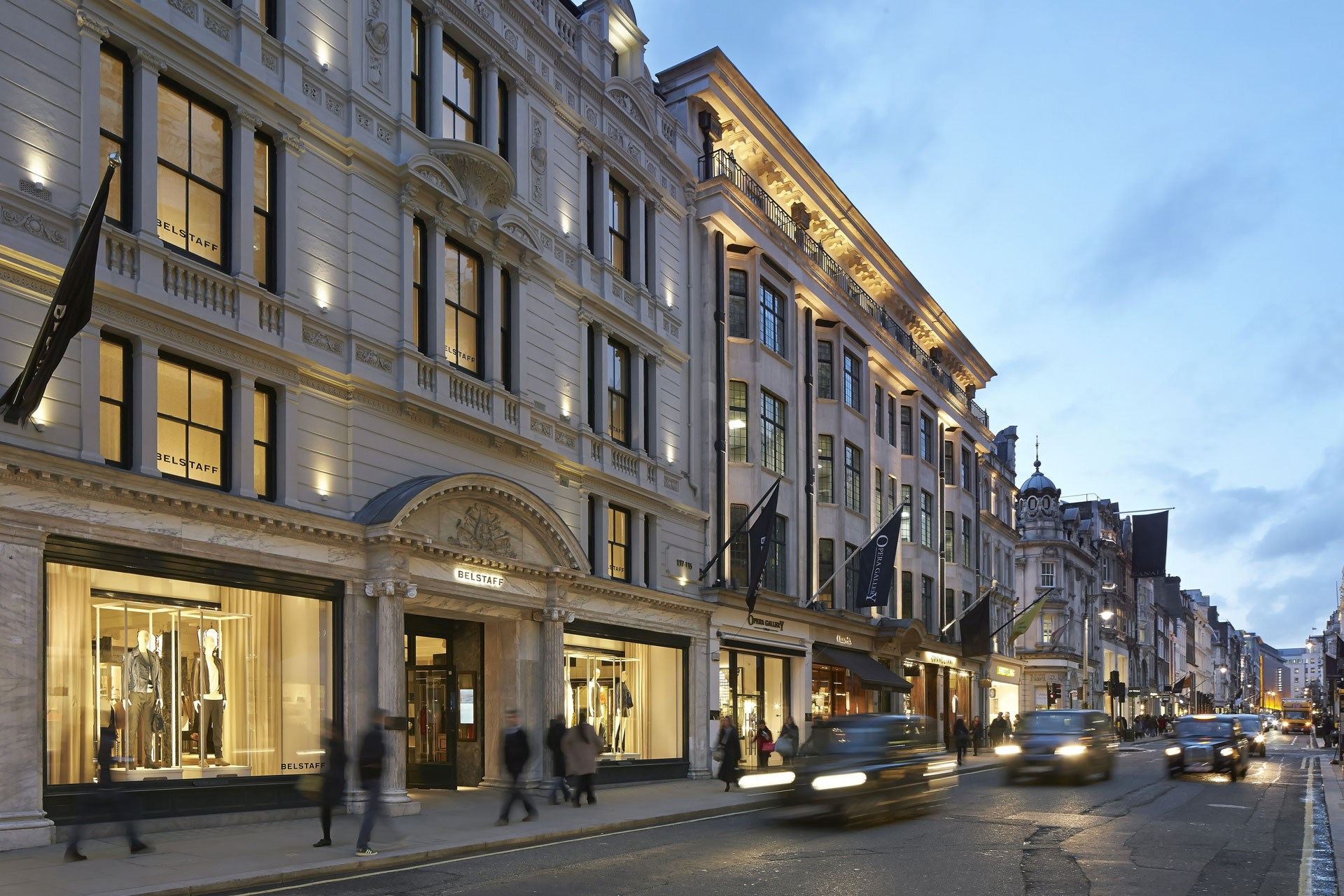 Vita notturna londra mayfair bond street nightlife city for Quartiere mayfair londra