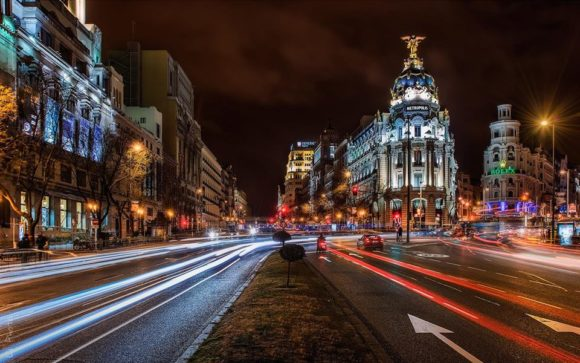 Vita notturna Madrid by night