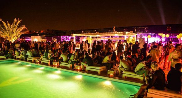 Urban Beach Club Lisbon