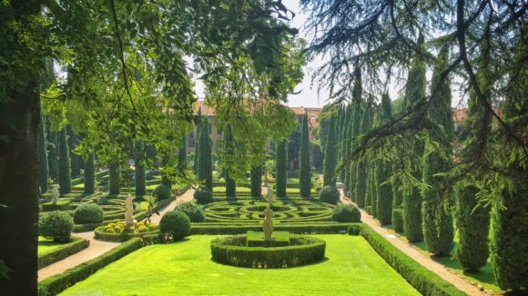 The best 10 things to do and see in Verona Giardino Giusti
