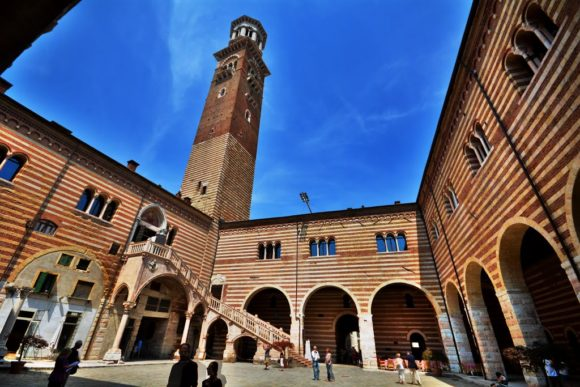 The best 10 things to do and see in Verona Torre dei Lamberti