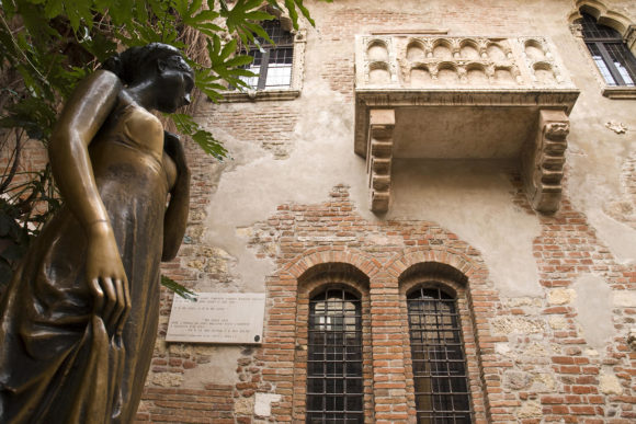 The best 10 things to do and see in Verona Juliet balcony