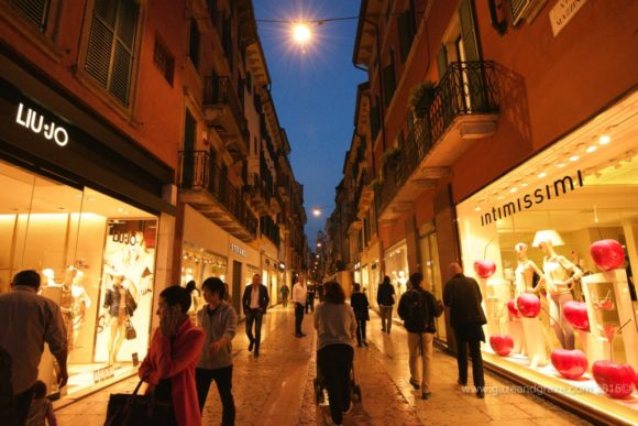 The best 10 things to do and see in Verona shopping