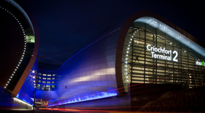 How to get to Dublin: connections between Dublin Airport and the city center