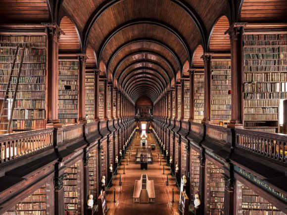 The best 25 things to do and see in Dublin Trinity College Library