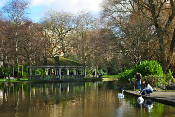 The best 25 things to do and see in Dublin St. Stephen's Green