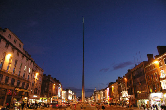 The best 25 things to do and see in Dublin The Spire of Dublin