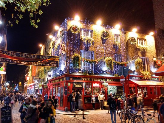 The best 25 things to do and see in Dublin The Temple Bar