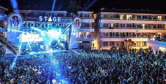 Nightlife Mallorca Stage at BH Mallorca Magaluf