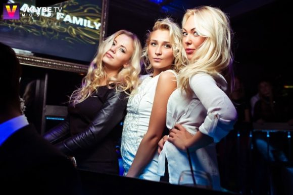 Nightlife Soho Rooms Moscow