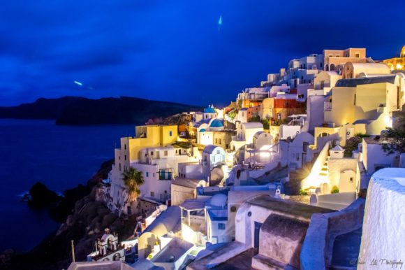Nightlife Santorini Fira
