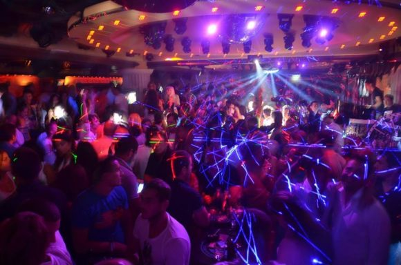Nightlife Sparta Club Budva