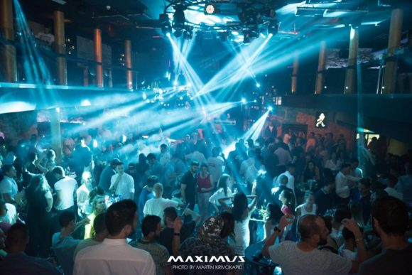 Nightlife Budva Maximus