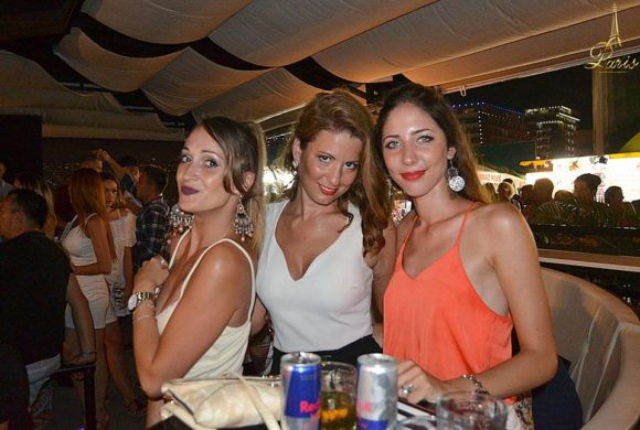 Nightlife Budva Paris Night Club Girls