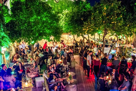 Nightlife Crete Ali Vafi Rethymno
