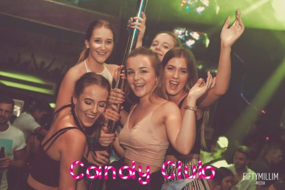 Nightlife Crete Malia Candy Club