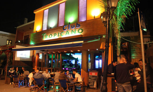 Nightlife Club Tropicano Platanias Chania Crete