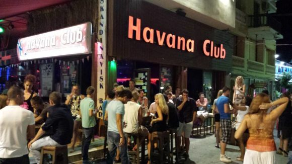 Nightlife Havana Club Hersonissos Crete