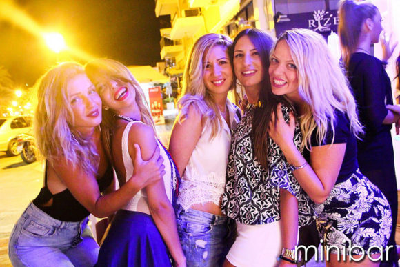 Nightlife Crete Rethymno