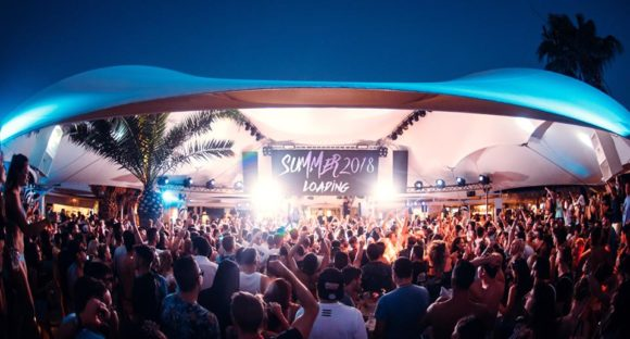 Vita notturna Ios Far Out Beach Club
